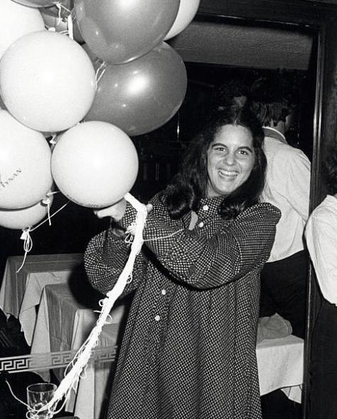 Elizabeth Alda, 1979. Image Credit: Getty Images