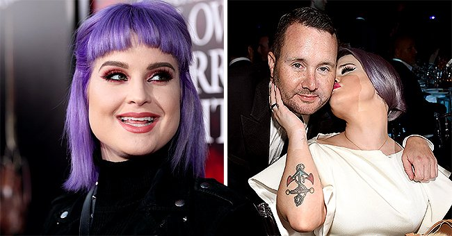 Kelly Osbourne Looks Gorgeous in New Pic as She Kisses Close Pal Dr Jones in a Birthday Tribute