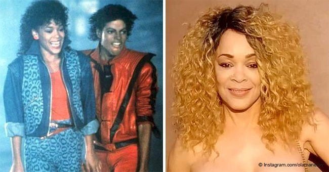 Remember MJ's Girlfriend in the 'Thriller' Video? She Is Now 59 & Looking Stunning These Days