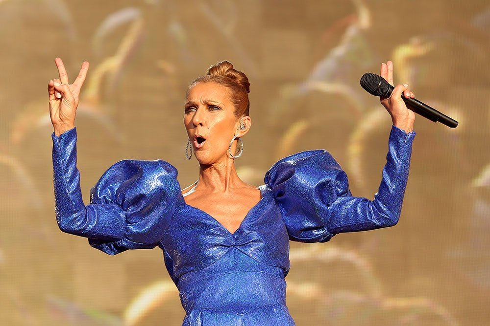 Céline Dion. I Photo : Getty Images.
