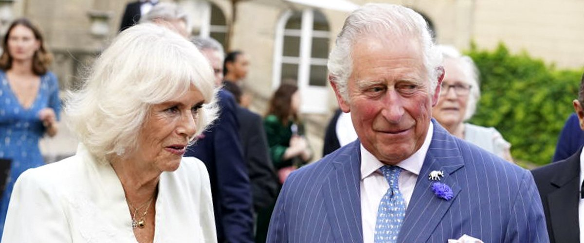 Twitter Users Think Prince Charles' Hands Look 'Very Swollen' in Recent Photos