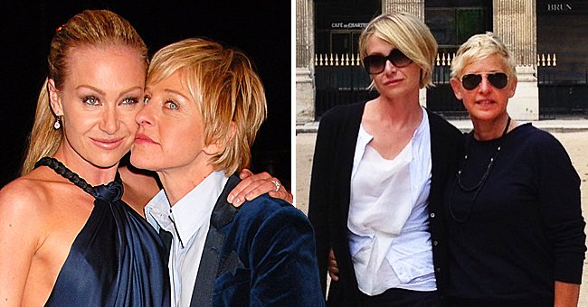 Ellen DeGeneres Celebrates Wife Portia de Rossi's 48th Birthday — Look Back at Their Love Story