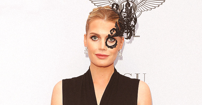 Lady Diana's Niece Kitty Spencer Flaunts a Diamond Ring on Her Engagement Finger at a Masquerade Ball