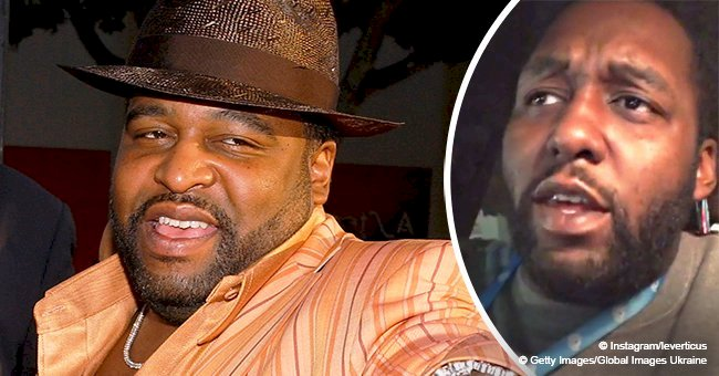 Gerald Levert's Son Is a Grown Man Now and Is the Spitting Image of His Famous Dad