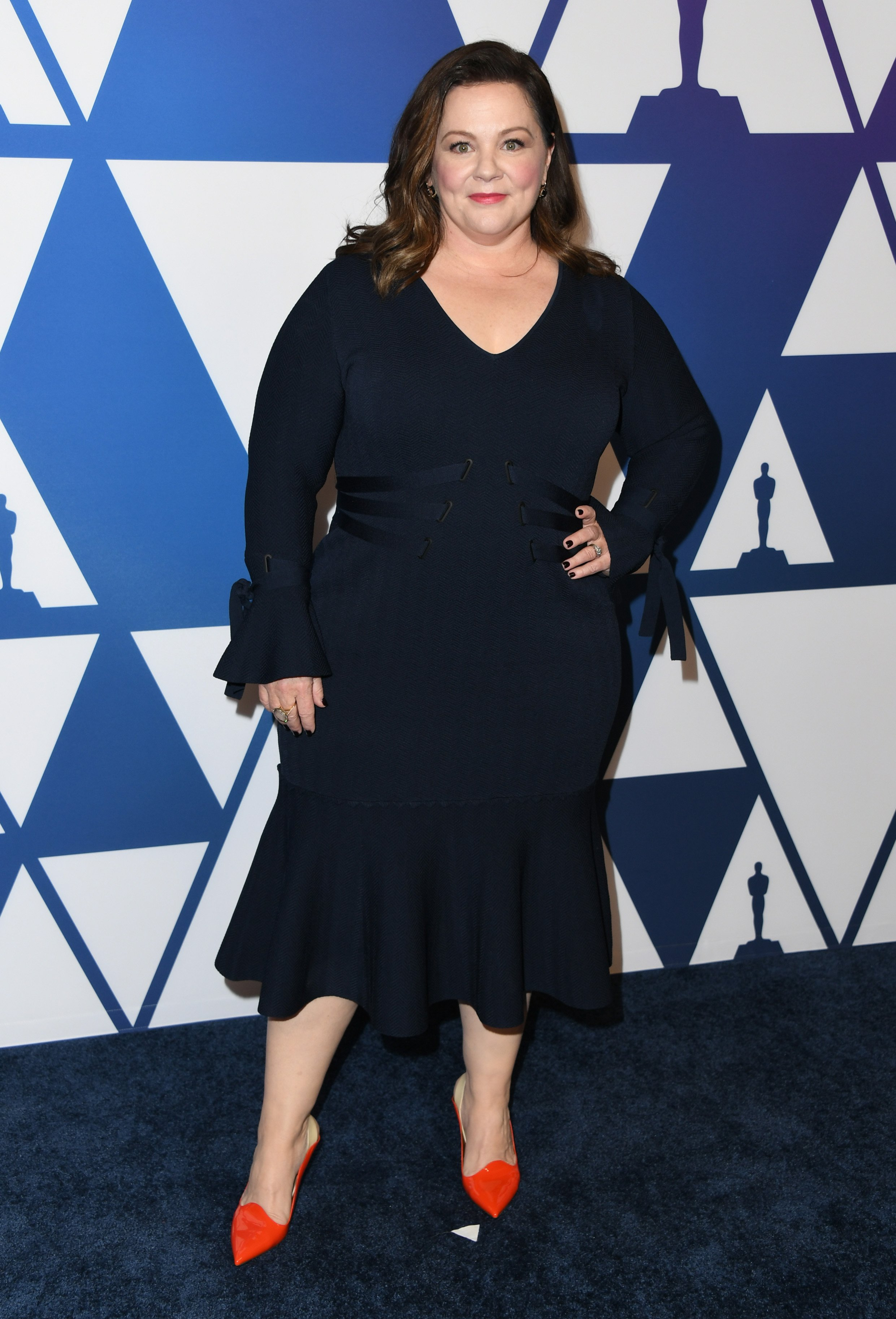 Melissa McCarthy at the BAFTA 2019 Awards | Photo: Getty Images