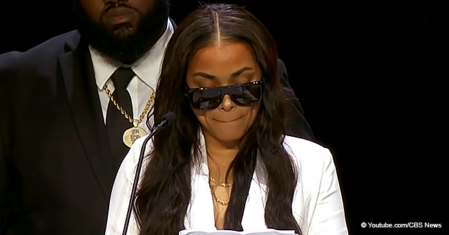 'I've Never Felt This Type of Pain Before,' Lauren London Gives Emotional Tribute to Nipsey Hussle