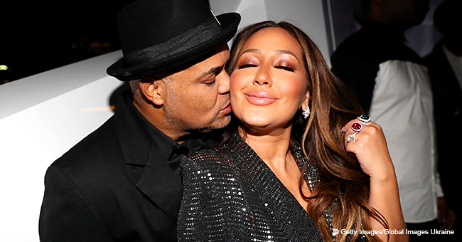 Report Claims Adrienne Bailon Wants to Get Pregnant This Summer