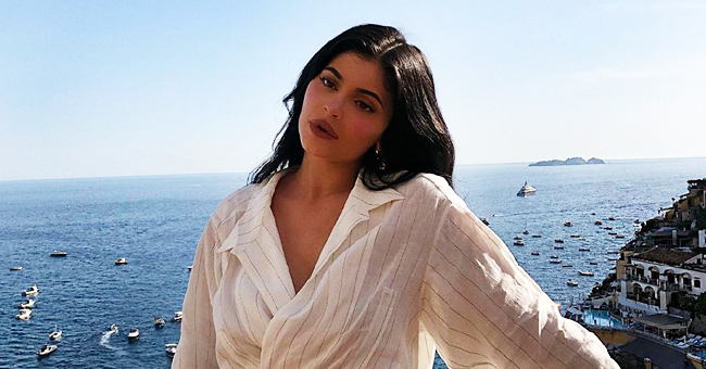 Kylie Jenner Shares Sultry Selfie While on a European Getaway