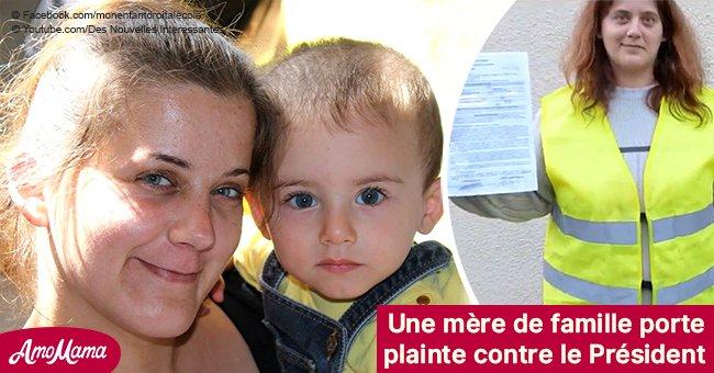 Qui est Sonia Echaroux, la mère de 32 ans qui a déposé une plainte contre Emmanuel Macron