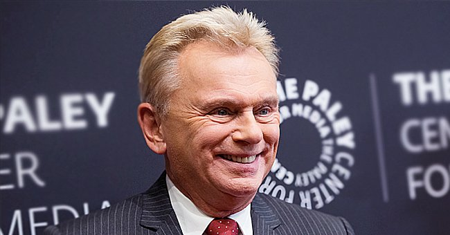 Pat Sajak from 'Wheel of Fortune' Posts Photo of Himself in Sunglasses & Trench Coat after Returning to the Show