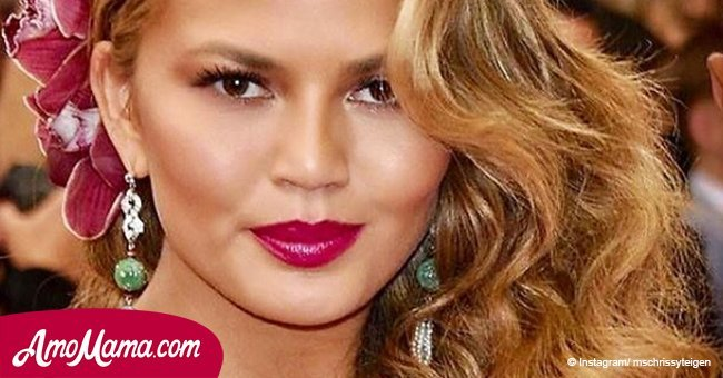 """""""I will love you forever, my boy."""" Chrissy Teigen in mourning after tragic loss"""