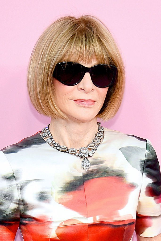 Anna Wintour attends the CFDA Fashion Awards at the Brooklyn Museum of Art on June 03, 2019 | Photo: Getty Images