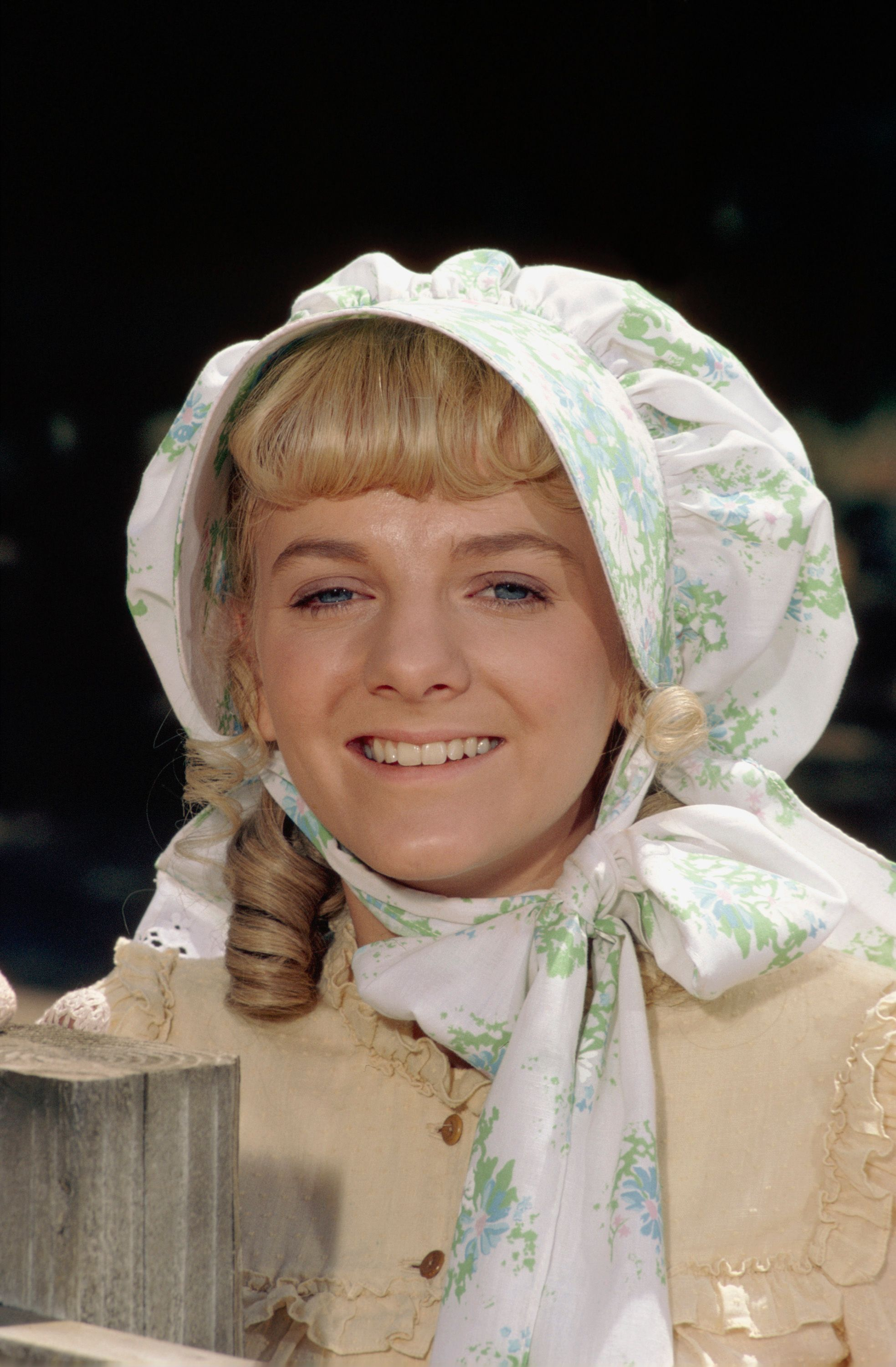 PETITE MAISON DE LA PRAIRIE -- Saison 6 -- En photo : Alison Arngrim dans le rôle de Nellie Oleson. | Photo : Getty Images