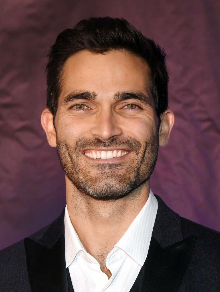 "Tyler Hoechlin attends Freestyle Releasing's world premiere of ""Bigger"" at the Orleans Arena 