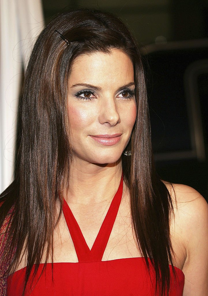 Sandra Bullock on March 23, 2005 in Hollywood, California | Photo: Getty Images