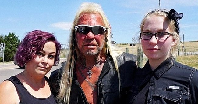 Duane 'Dog' Chapman Proudly Shares Family Photo with His Niece Bridget and Granddaughter Abbie