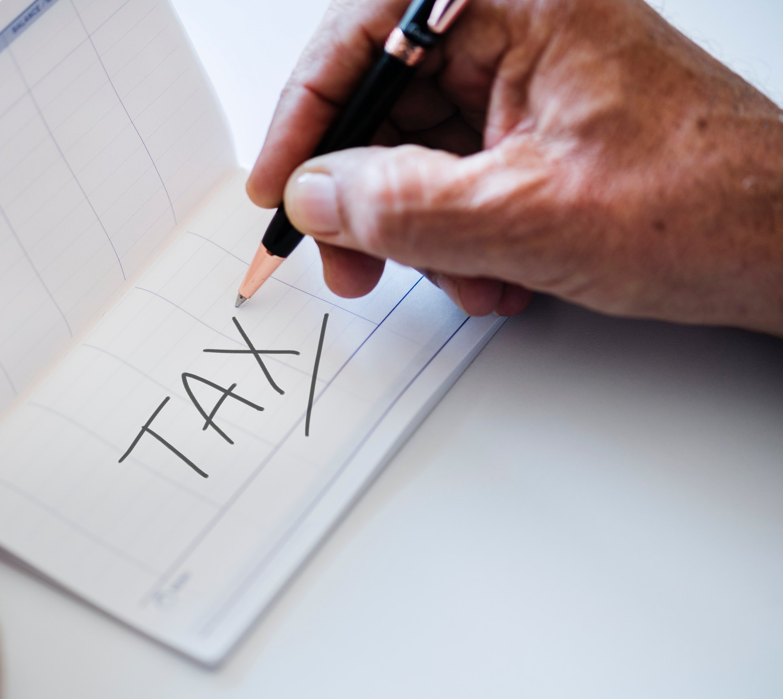 Steuern | Quelle: Pexels