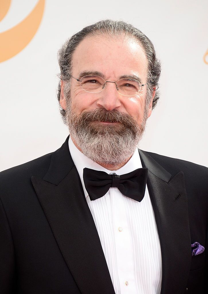 Mandy Patinkin arrives at the 65th Annual Primetime Emmy Awards held at Nokia Theatre L.A. Live  | Getty Images