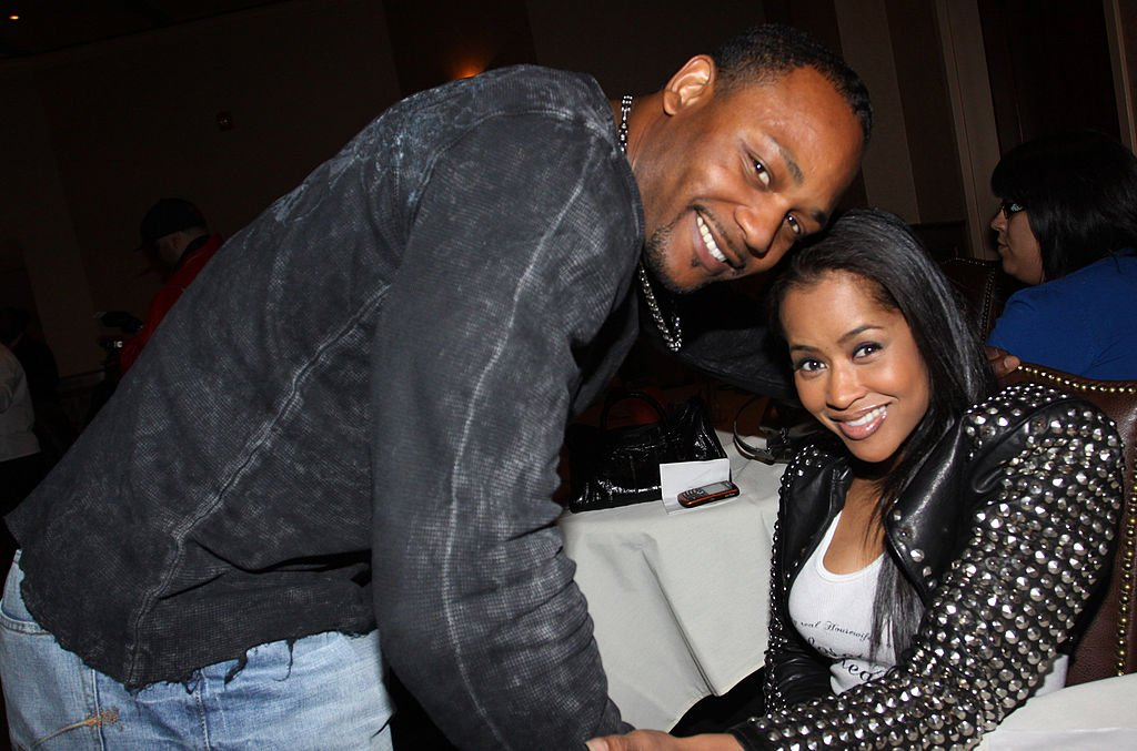 Edgerton Hartwell and Lisa Wu-Hartwell attend D.A.N.I. House Celebrity Hoop Jam at John F. Kennedy High School on April 27, 2010 in Paterson, New Jersey. | Source: Getty Images