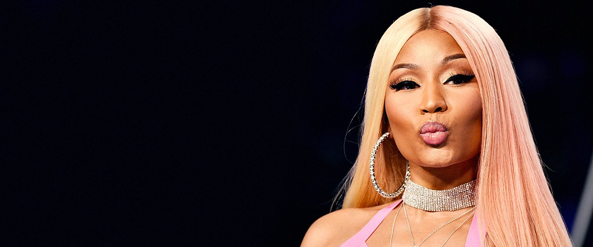 Nicki Minaj Announces Pregnancy and Shows off Baby Bump in New Pictures