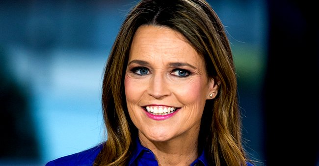 Savannah Guthrie Is Gorgeous As She Dons New Hair Band Hairstyle Before Flight to Olympics in Tokyo