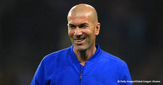 Les enfants de Zinedine Zidane : qui sont ses 4 fils, Enzo, Luca, Théo et Elyaz ?