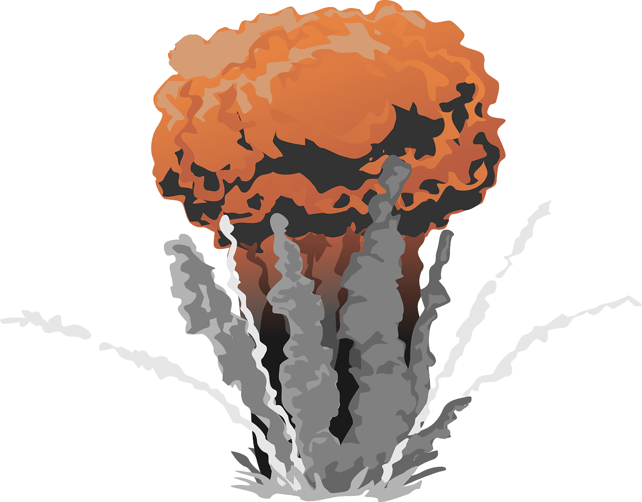 Did the bomb explode? | Photo: Pixabay/OpenClipart-Vectors