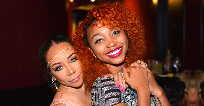 Tiny Harris' Daughter Zonnique Flaunts Curves as She Poses in Bikini on a Yacht