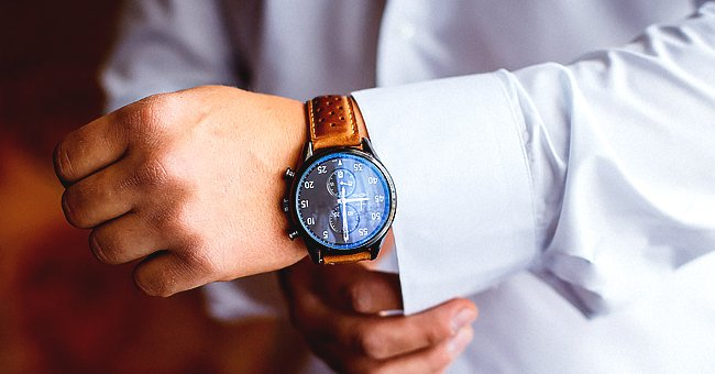 Father-of-3 Gifts Expensive Watches to His Sons and Ignores His Daughter