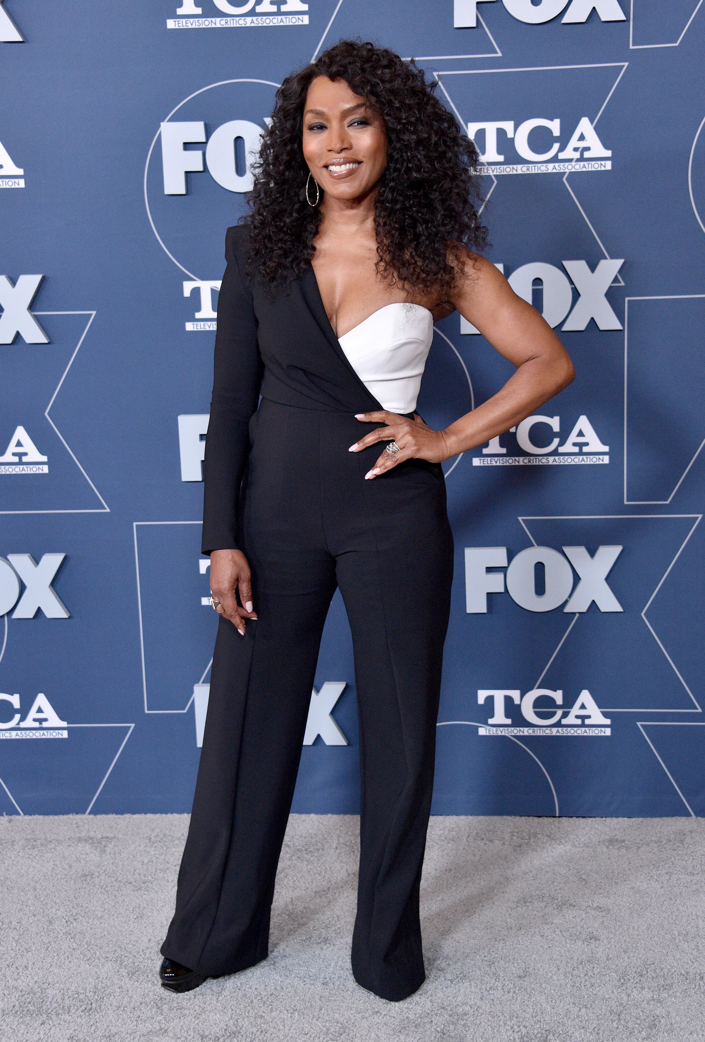 Angela Bassett during the FOX Winter TCA All Star Party at The Langham Huntington, Pasadena on January 07, 2020 in Pasadena, California. | Source: Getty Images
