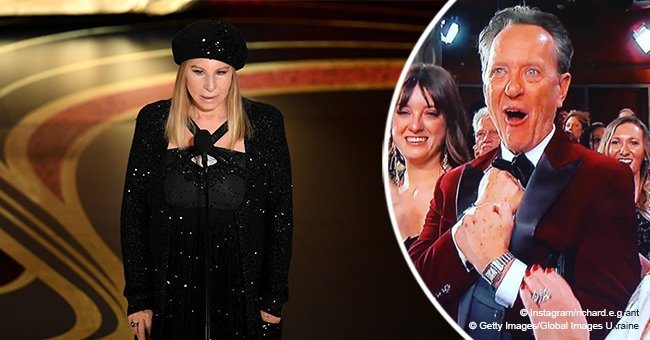 Barbra Streisand Receives a Standing Ovation at Oscars, and the Actors' Faces Are Priceless