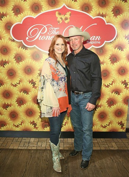 Ree Drummond and Ladd Drummond at The Mason Jar on June 6, 2017 in New York City. | Photo: Getty Images