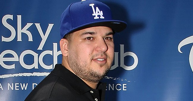 Rob Kardashian Shares Adorable Photo of His Only Daughter Smiling — See Fan Reactions