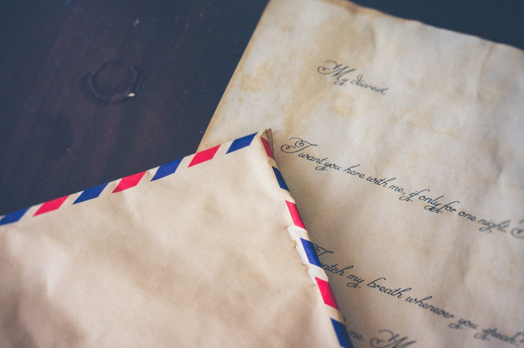 The old letters | Source: Unsplash