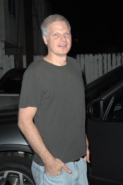 Steve Bing at Voyeur on October 31, 2009 in West Hollywood, CA. | Photo: Getty Images