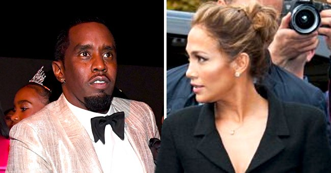 Fans React after Diddy Posts a Photo with Jennifer Lopez Amid Her Reunion with Ben Affleck