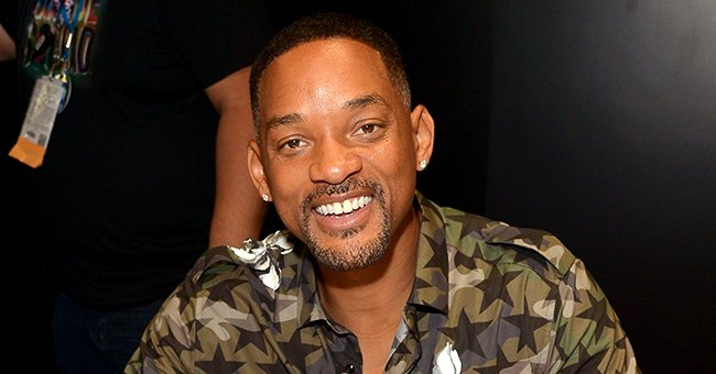 Watch How Will Smith Would Describe the Year 2020 in This New Video