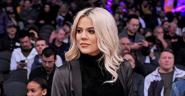 People: Khloé Kardashian & Tristan Thompson Are Getting along but They're Not Together