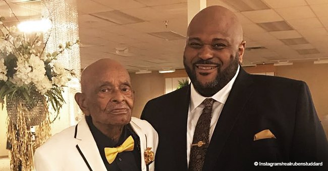 Former 'American Idol' winner Ruben Studdard mourns loss of his grandfather in heartbreaking post