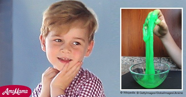 Prince George is grown up enough to choose his Christmas present himself