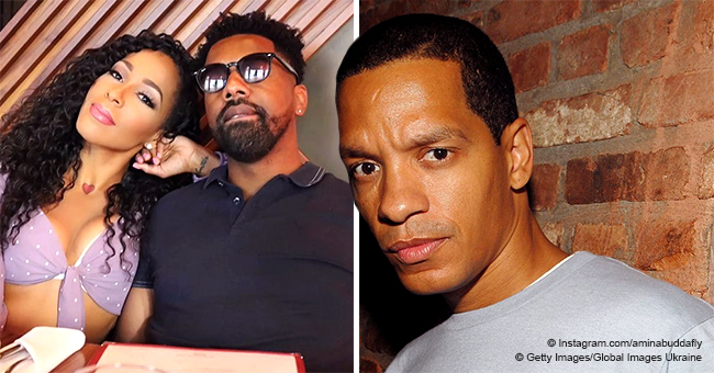 Peter Gunz Argued with Amina Buddafly & Her New Man over ...