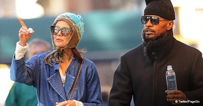Jamie Foxx and Katie Holmes Reportedly Going Strong after Breakup Rumors & New Pics Together