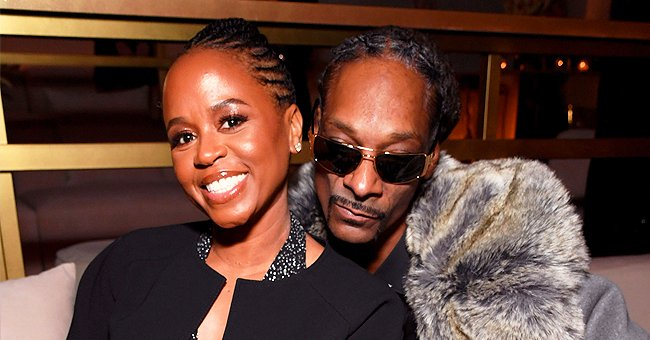 Snoop Dogg's Wife Shante Broadus Shows off Dancing Skills in a Video & Fans Love It