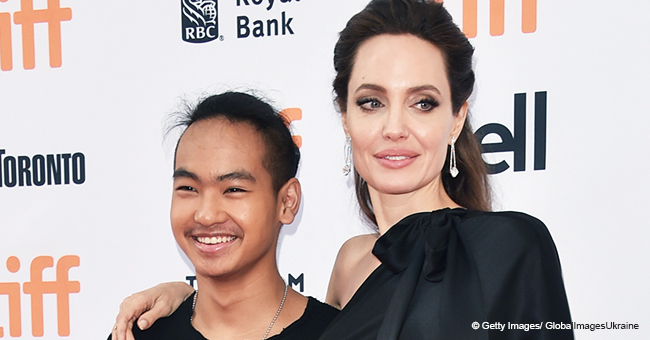Angelina Jolie Is 'Nothing but Proud' of Her Son Maddox as He'll Go to College This Fall