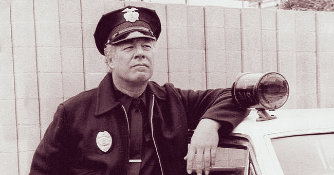 Childhood Struggles of 'Blue Knight' Star George Kennedy