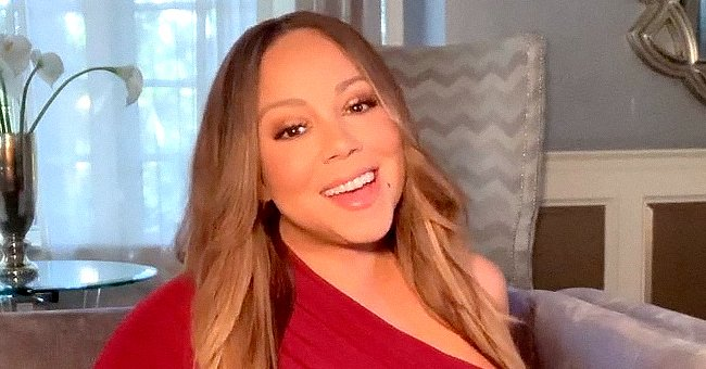 Mariah Carey Belts Out Her Signature High Notes as She Receives Her First COVID-19 Shot (Video)