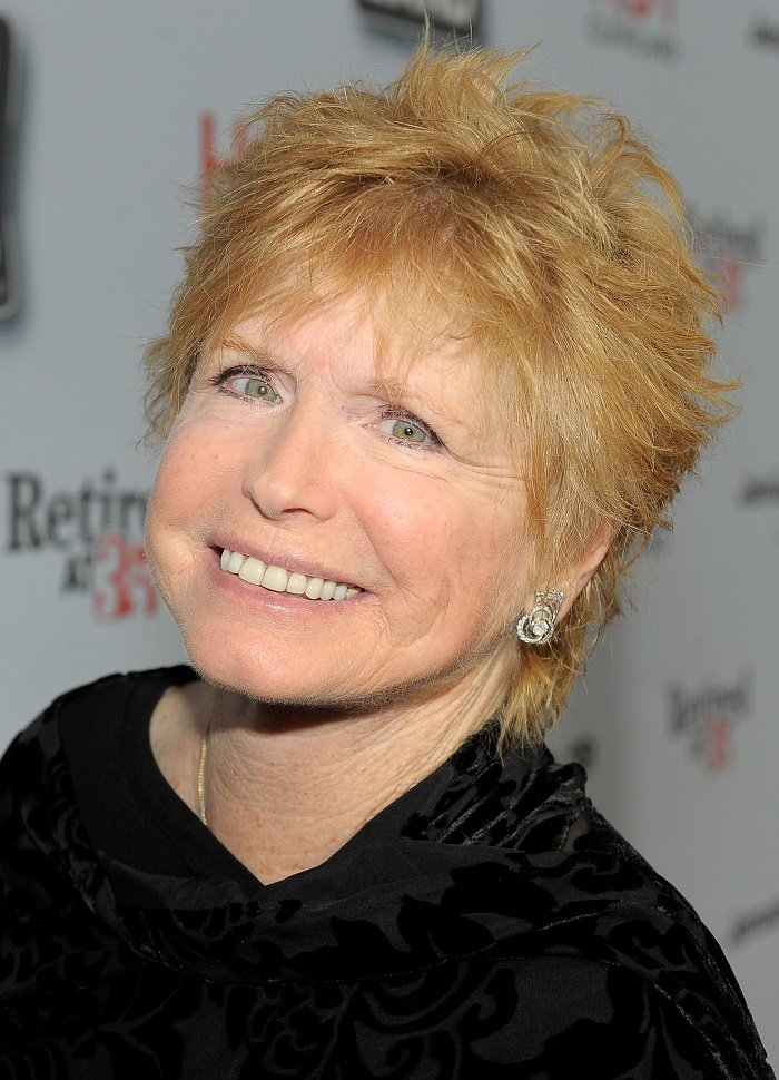 Bonnie Franklin l Picture: Getty Images