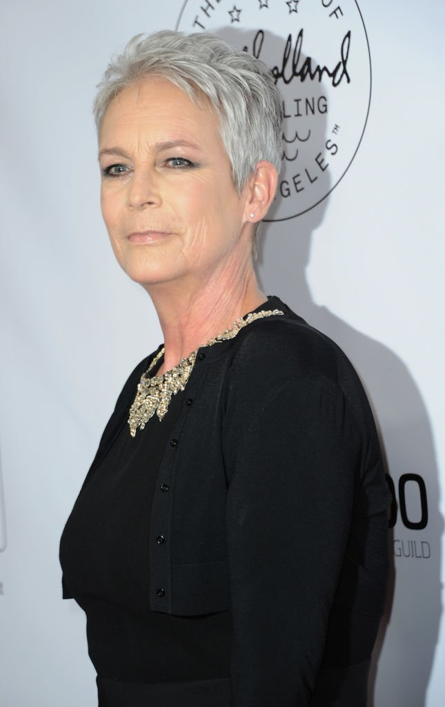 Jamie Lee Curtis asiste a los premios Lifetime Achievement Awards 2020. | Foto: Getty Images.