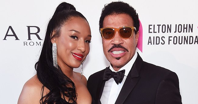 Lionel Richie Steps out with His Younger Girlfriend Lisa Parigi after Performing at The Vatican's Christmas Concert