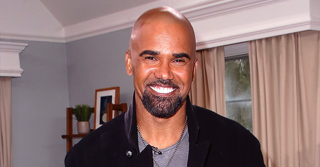 'Criminal Minds' Alum Shemar Moore Shares Throwback Photo of Himself as Baby with Cute Curls